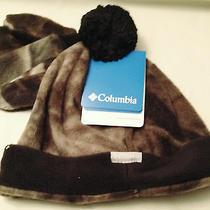 Columbia Sportswear Kids Frosty Fleece Ii Beanie Hat and Mittens Set  One Size Photo