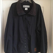 Columbia Sportswear Men's Jacket River Lodge Black Size Xl  Photo