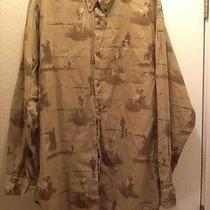Columbia  Sportswear Men's Shirt River Lodge Size Xxl Photo