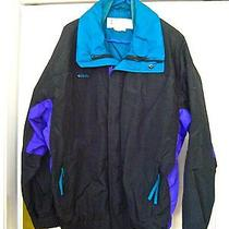 Columbia Sportswear Mens Large Nylon Jacket Parka Radial Sleeves Photo
