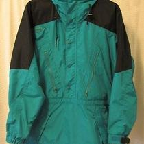 Columbia Sportswear Mens M Nylon Jacket Parka Radial Sleeves  Free Shipping 2183 Photo