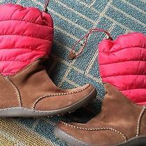 Columbia Sportswear Minx Moccasin Omni-Heat Slip on Boot 12 Photo