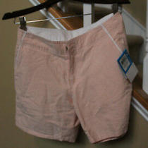 Columbia Sportswear Pfg Solar Fade Shorts Womens Size 4 Nwt Photo