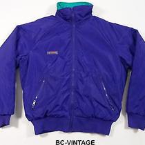 Columbia Sportswear Thinsulate Radial Sleeve Reversible Puffer Jacket Ski 22391 Photo