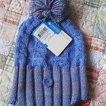 Columbia Sportswear Twilight Ride Beanie Hat Ear Flaps (For Women) New Nwt Photo