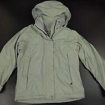 Columbia Sportswear Vertex Outdoor Jacket Women M Mint Green Coat Hiking Outdoor Photo