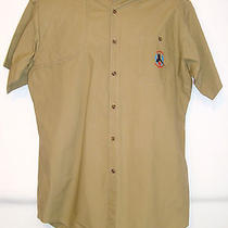 Columbia Sportswear 'White Wing' Hunting Radial Short Sleeve Vented Shirt (L) Photo