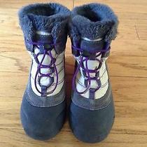 Columbia Sz 2 Snow Boots Photo