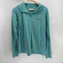 Columbia Teal Full Zip Hoodie Photo