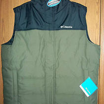 Columbia Thermal Insulated Water Resistant Mens Vest Photo