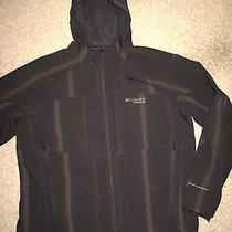 Columbia Titanium Windproof Ski Jacket (Xxl) Softshell Interchange Waterprf Omni Photo