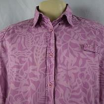 Columbia Vented Women's Long Sleeve Active Outdoor Tops Size Xl Photo