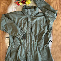 Columbia Vertex Omni-Shield Men Core Jacket Interchange Size Large Olive Green Photo