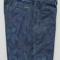 Columbia Washed Out Novelty Ii Men's Size 38 Shorts 10