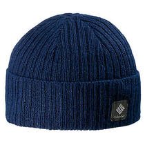 Columbia Watch Cap Ii Mens Headwear Beanie Hat - Collegiate Navy One Size Photo