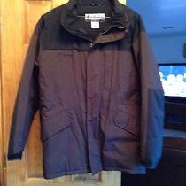 Columbia Winter Jacket. Photo
