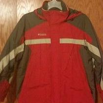 Columbia Winter Jacket Coat With Hood  Photo