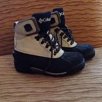 Columbia Winter Snow Hiking Boots Size 8 Photo