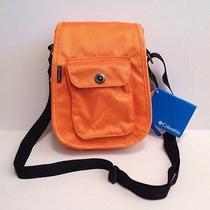 Columbia Women's Azza Ii Comfort Messenger Bag (Small/orange) Nwt Photo