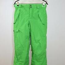 Columbia Women's/ Girls  Titanium Omni-Tech Skiing Outdoor Pants Sz Xs/14-16 Photo