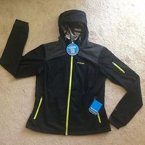 Columbia Women's Guide Ride Softshell Full Zip Jacket Black Photo