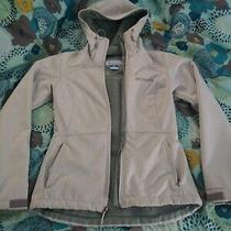Columbia Women's Omni-Wind Block Zip Up Hooded Jacket Size Xs Softshell Photo