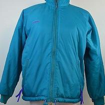 Columbia Women's  Radial Sleeve Reversible  Coat Jacket Size Small Photo