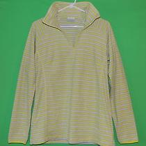 Columbia Women's Size L Large Polyester Half Zip Fleece Sweater / Sweatshirt Photo
