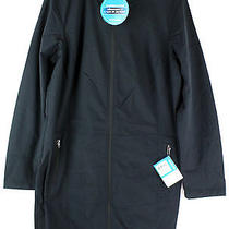 Columbia Women's Weekday Wanderer Long Softshell Jacket Black Xl Photo