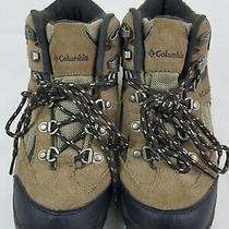 Columbia Womens Hiking Boots Sz 8.5 Razor Ridge Mid Ii Bl3155-250 Lightweight Photo
