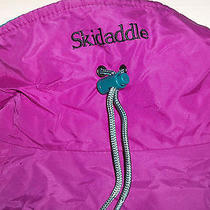 Columbia Womens Xl Skidaddle 3-in-1 Radial Sleeve Purple Winter Parka Coat Photo