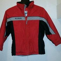 Columbia Youth Size 8 Snow Jacket  Photo