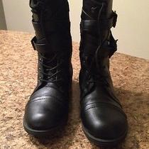 Combat Boots. Forever 21 Never Worn Photo