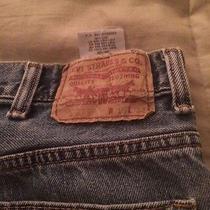 Comfort Fit Levi Jeans Photo