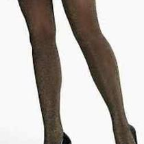 Commando 'Gold Disco' Metallic Luxury Tights Size M Medium 38 Photo