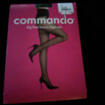 Commando Light Luxury Legwear Size S Photo