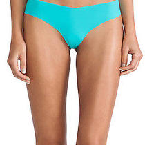 Commando Microfiber Thong Small/medium S/m Jade New 20 Photo