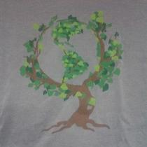 Continental Tree Custom Printed T-Shirts Photo