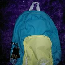 Converse All Star Backpack..laptop Sleeve...nwt Photo