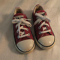 Converse All Star Childrens Size 8 Photo