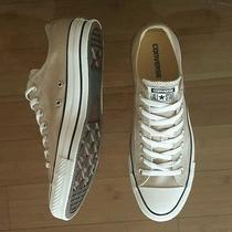 Converse All Star Chuck Taylor Beige Summer Low Top Photo