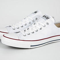 Converse All Star Chuck Taylor Canvas Shoes Low Top Sz.  Photo