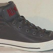 Converse All Star Chuck Taylor Ct Primo Hi Dark Gray/red Men Shoes Size 7 Photo