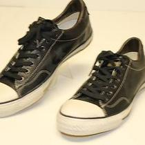 Converse All Star John Varvatos 132851c Mens 11 45 Leather Low Top Shoes Ys Photo