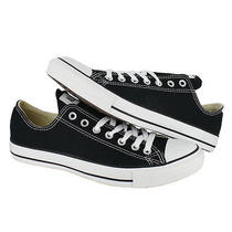 Converse All Star Low Top Black Men 6 Women 8 Photo