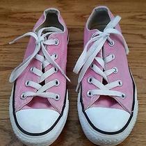 Converse All Star Pink Low Top Men 4 Women 6  Photo