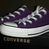 Converse All Star Purple Photo
