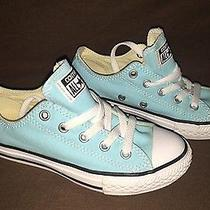 Converse All Star Size 13 Chuck Taylor Low Top Mint Photo
