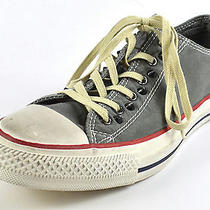 Converse All-Star Unisex Studded Low-Top Sneakers Gray Photo