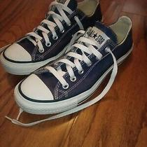 Converse All Star Womens Size 8 Canvas Sneakers Shoes  Photo